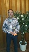 Vereinsmeister Herren 2013/2014 Andreas Krienen