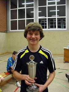 Schüler-Vereinsmeister 2013/2014